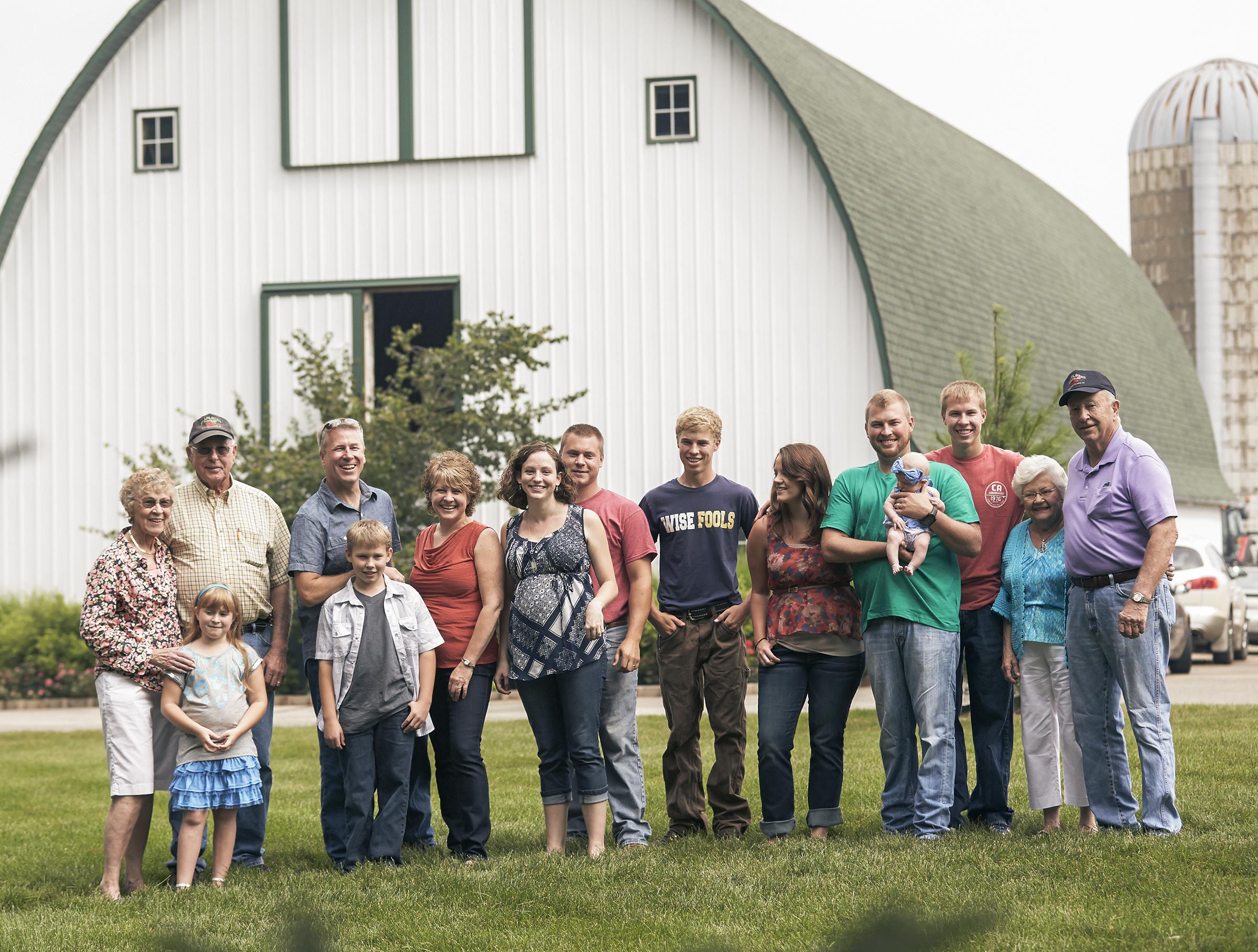 Paarlberg Family