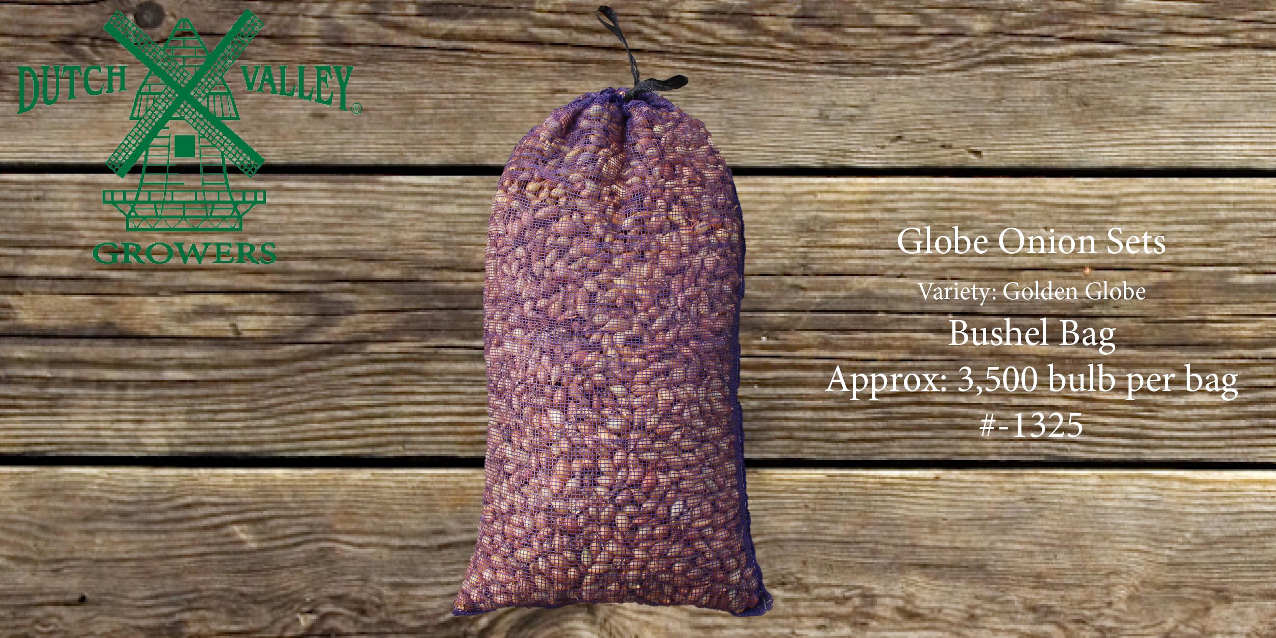 32# Globe Sets Bushel Bag