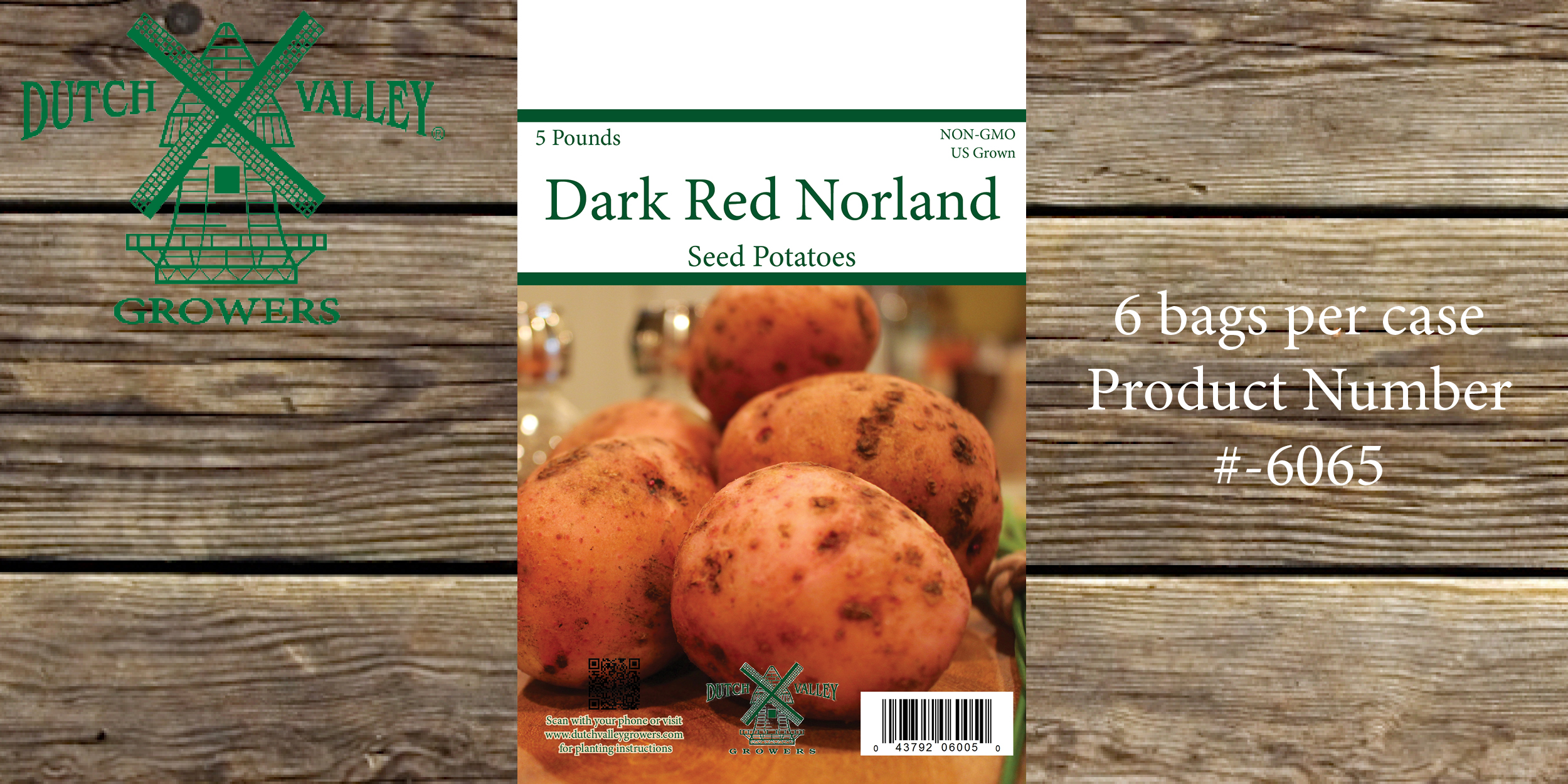 5# Red Norland