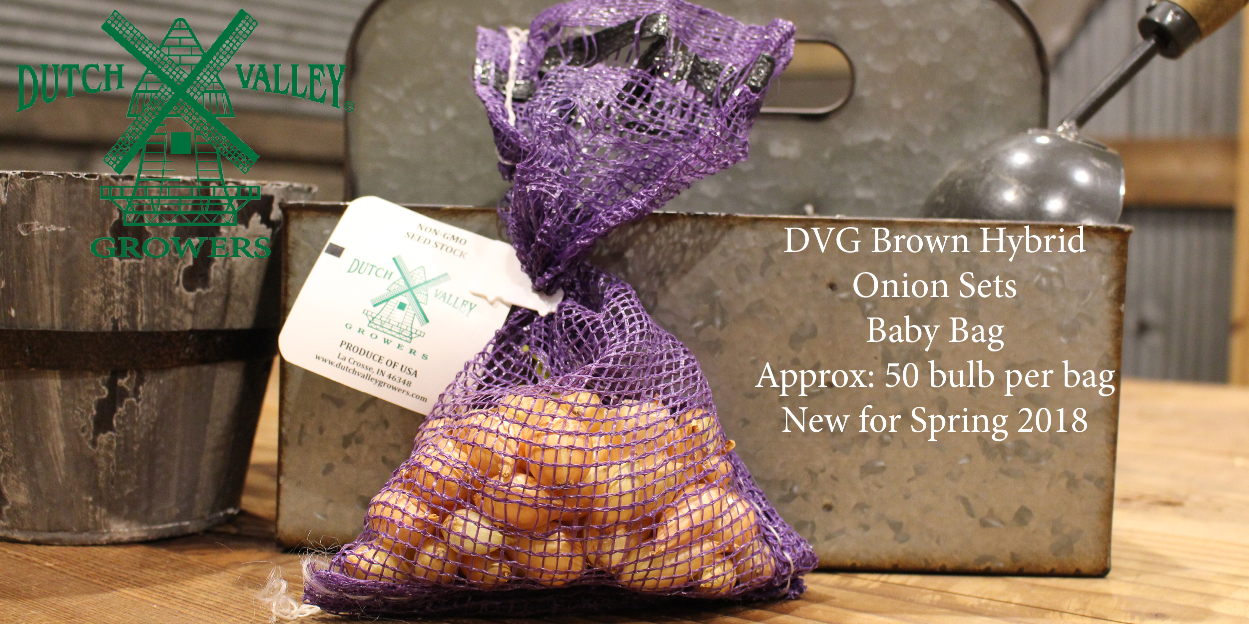Brown Onion Sets Baby Bag