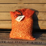 Yellow Onion Set in Bushel Bag Product #-1321 UPC# 043792013216