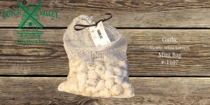 10# Garlic Mini Bag