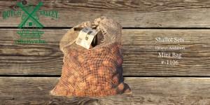 10# Shallot Sets Mini Bag