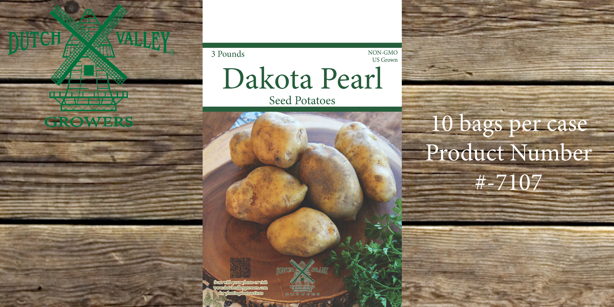 3# Dakota Pearl