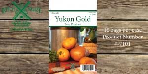 3# Yukon Gold